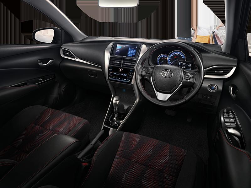 Interior-Console