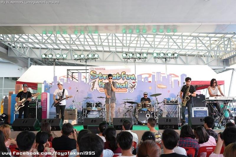 มหกรรมความสนุก มันส์ สนั่นเมือง Street Fun Festival #14/5/2559