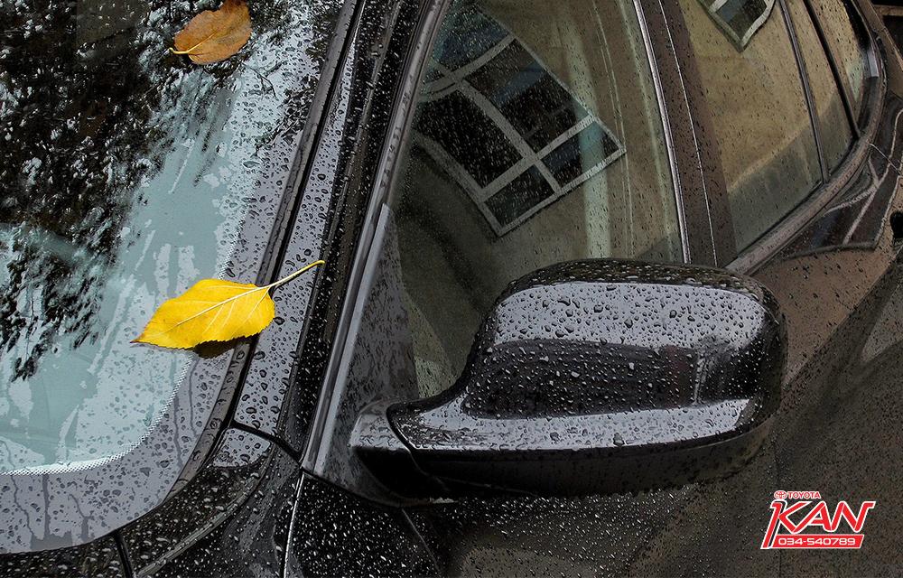 A3 เคล็ดไม่ลับ ขับรถหน้าฝนให้ปลอดภัย