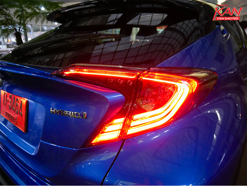 07 รีวิว Toyota C-HR ยนตกรรมแห่งอนาคต..