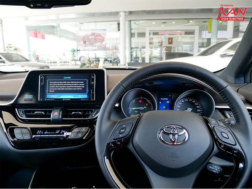 21 รีวิว Toyota C-HR ยนตกรรมแห่งอนาคต..