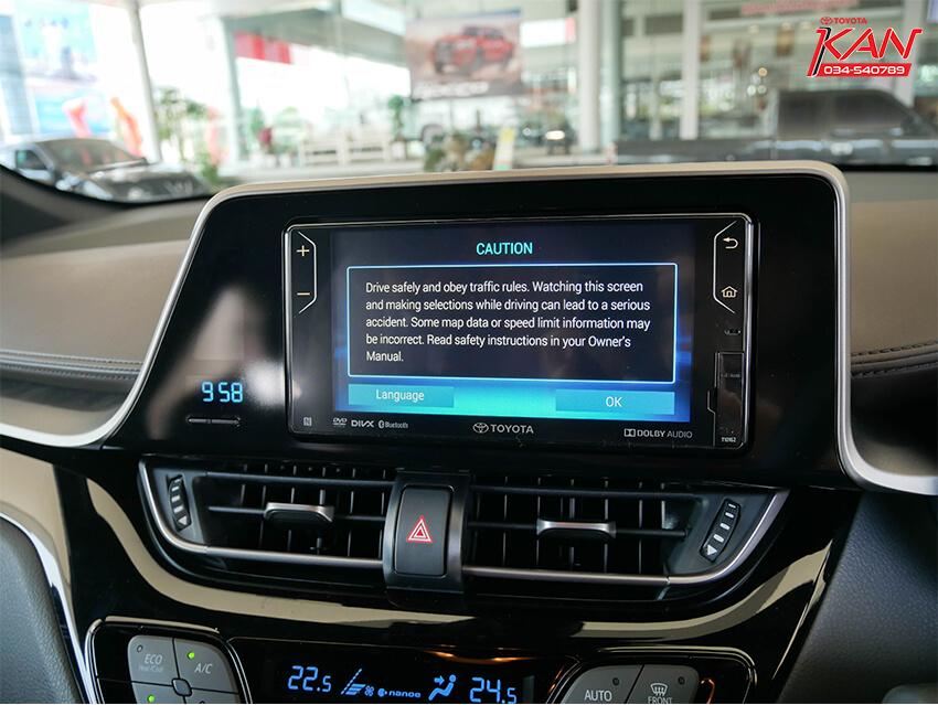 25 รีวิว Toyota C-HR ยนตกรรมแห่งอนาคต..
