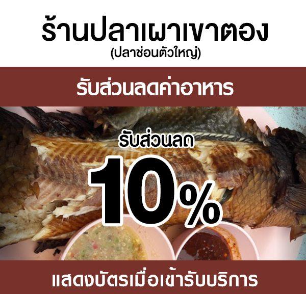 -600x577 ส่วนลดค่าอาหาร ร้านปลาเผาเขาตอง