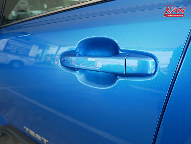 021 เทคนิคง่ายๆ ช่วยขจัดรอยขีดข่วนที่เบ้าประตูรถยนต์
