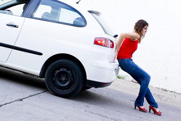เข็นรถให้ถูกวิธี