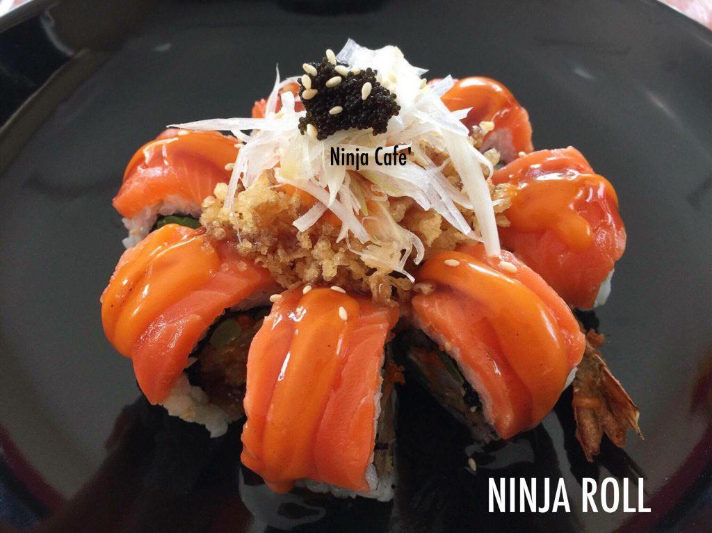 "12973190_1323885734294446_2741340547602033206_o-1024x767 เอาใจ คนรัก อาหารญี่ปุ่น ที่ ""NINJA CAFE'"""