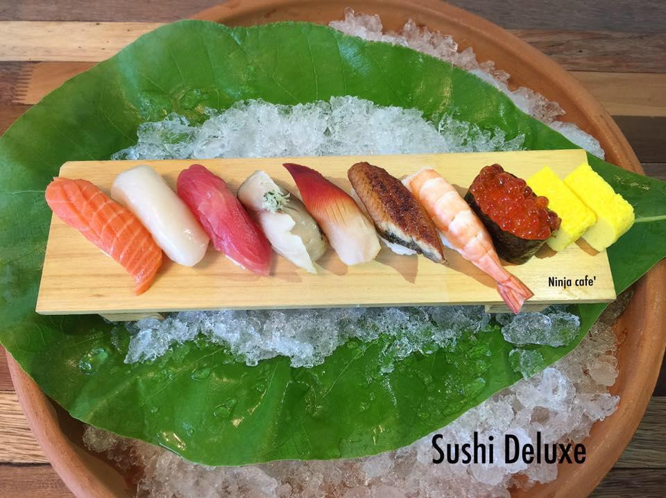 """13315540_1352815144734838_1254423499964035170_n เอาใจ คนรัก อาหารญี่ปุ่น ที่ """"NINJA CAFE'"""""""
