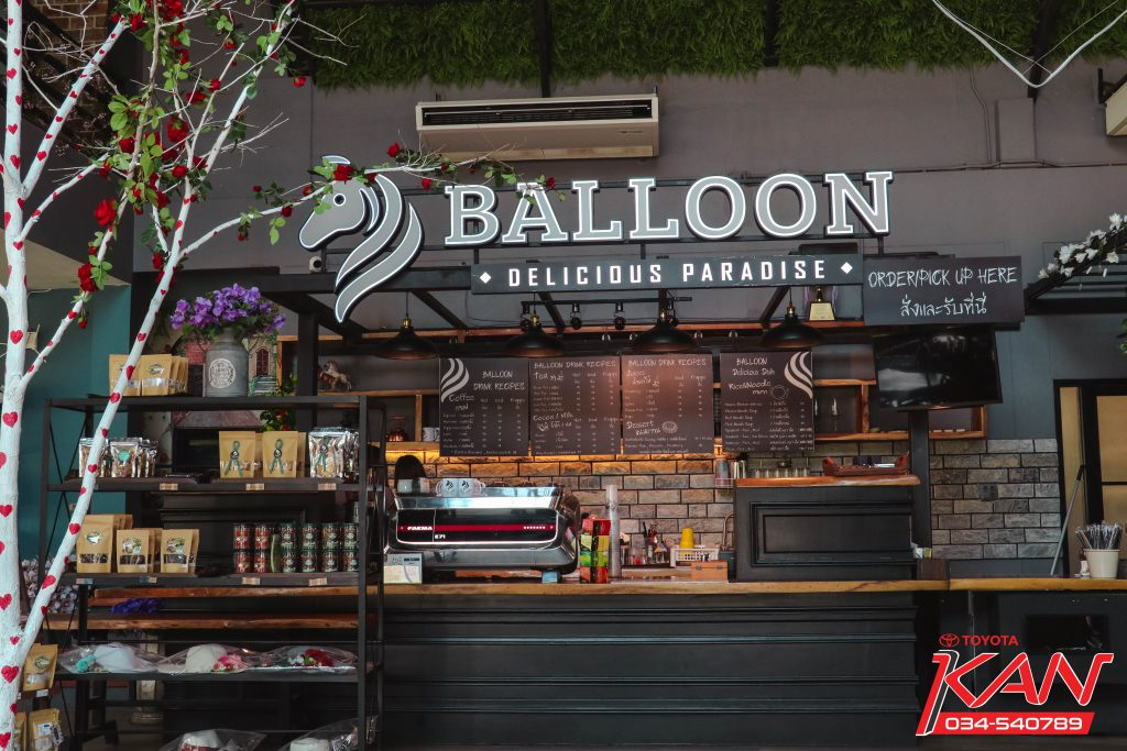 Balloon-Delicious-Paradise1-1024x683 ร้านอาหารกาญจนบุรี ร้านเด็ดต้องไปโดน