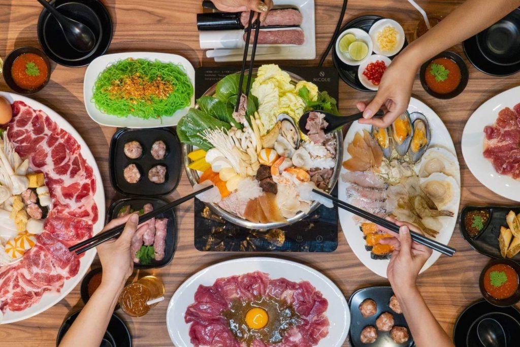 TMK-Suki_๑๙๐๕๒๒_0008-1024x683 ทีเอ็มเคสุกี้ชาบู TMK SUKI SHABU เนื้อผักมาครบน้ำซุปดีน้ำจิ้มเด็ด