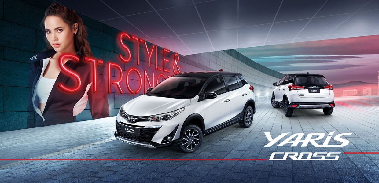 yaris-cross Home