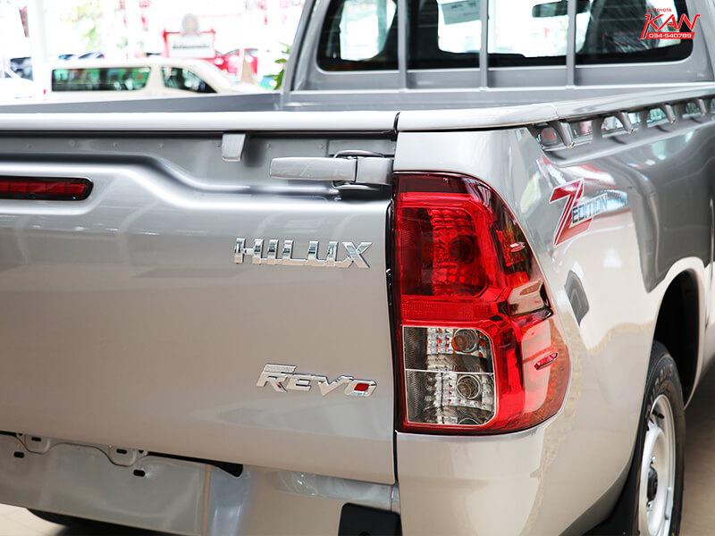 -001 รีวิว Toyota Hilux Revo Standard Cab