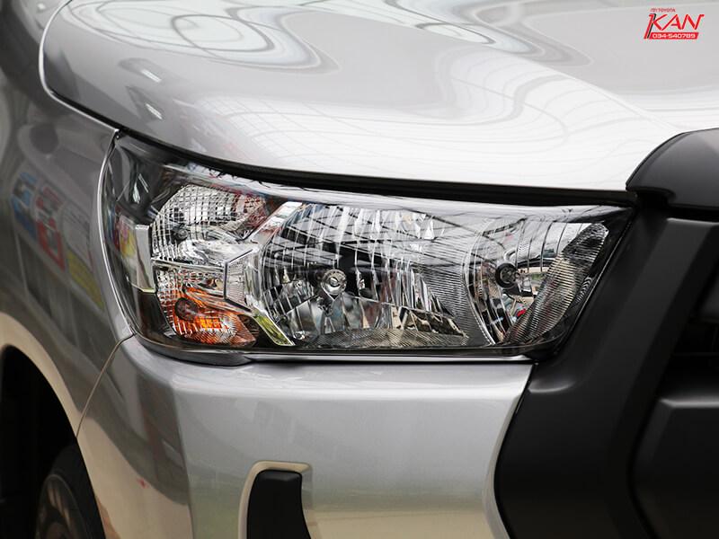 -003 รีวิว Toyota Hilux Revo Standard Cab