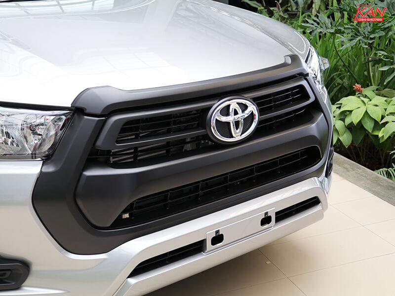 -004 รีวิว Toyota Hilux Revo Standard Cab