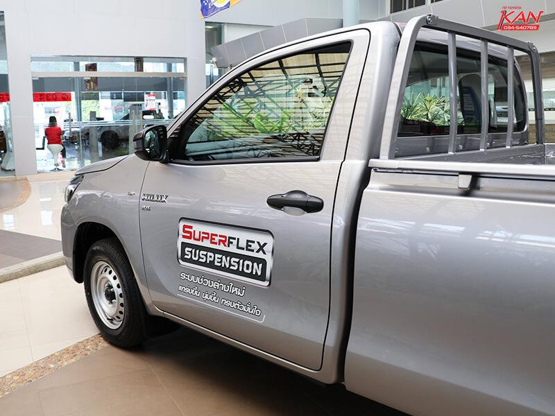 -015 รีวิว Toyota Hilux Revo Standard Cab