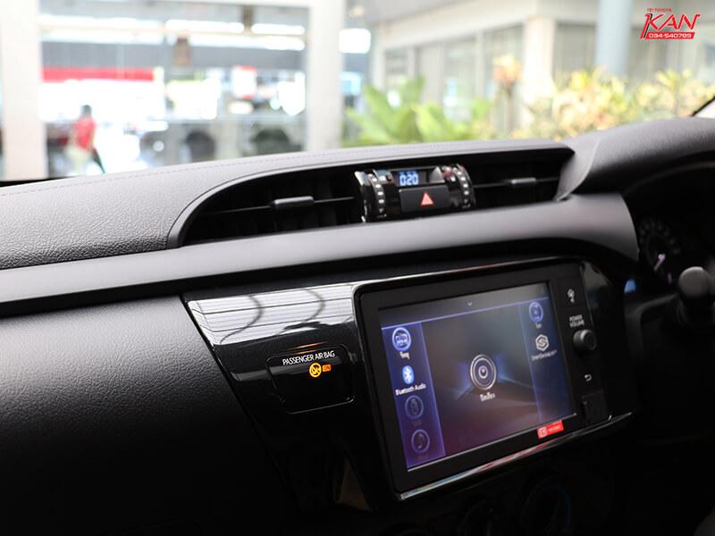-021 รีวิว Toyota Hilux Revo Standard Cab
