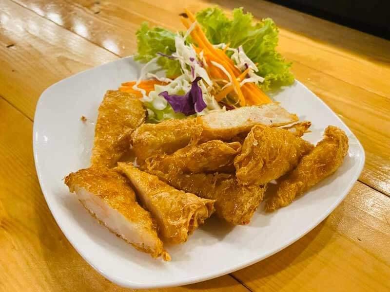 Fried-shrimp ณ ริมวารี ร้านสุดโรแมนติก