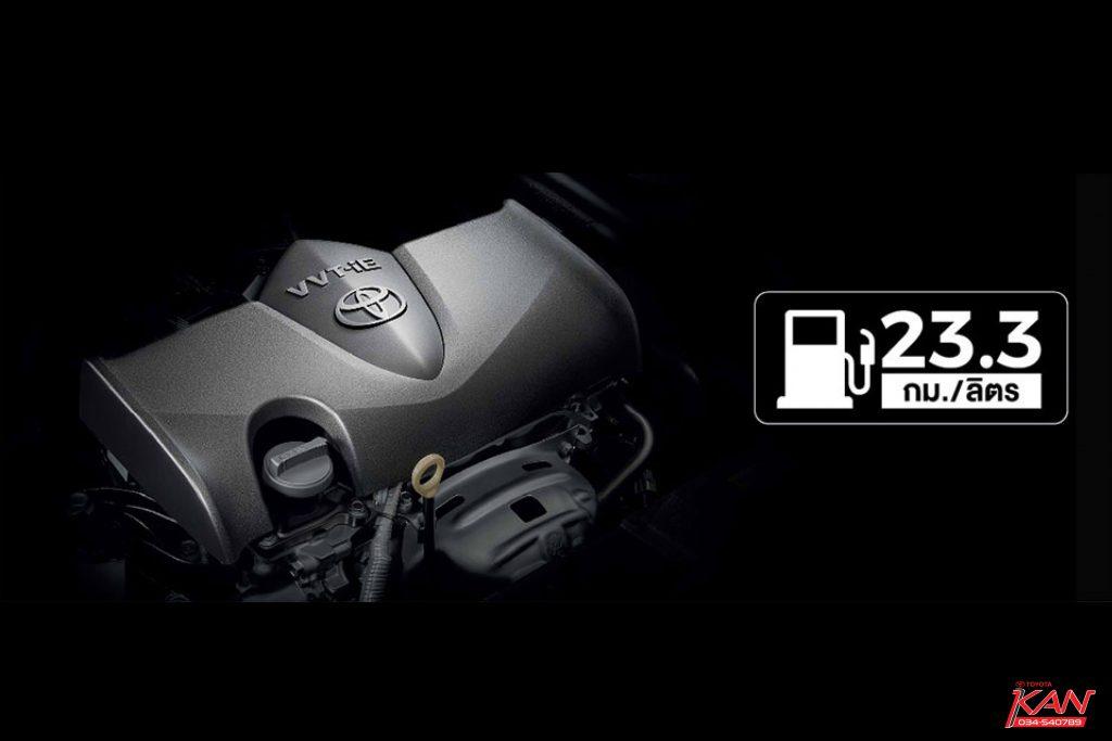 Motor-1024x683 Review Yaris Ativ 2020 โดดเด่นทุกมุมมอง