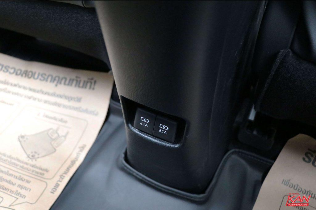 USB-port-back-1024x683 Review Yaris Ativ 2020 โดดเด่นทุกมุมมอง